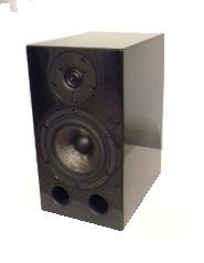 SANTON X1 piano black – konstrukcja solidna i w pełni audiofilska